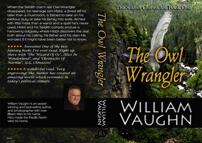 Owl Wrangler Cover 20.1