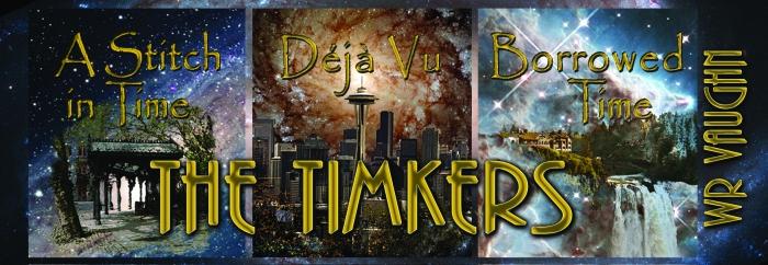 V8.1 Timkers 3-book series bookmark